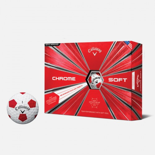 캘러웨이Chrome Soft Truvis